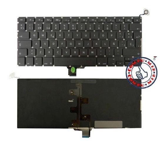 Teclado Macbook Pro 13 Pulgadas A1278 Español 100% Nuevo