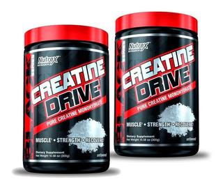 2x Creatine Drive Creapure 300g - Nutrex