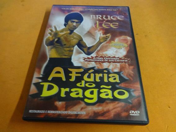 Dvd Bruce Lee A Fúria Do Dragão Original Filme