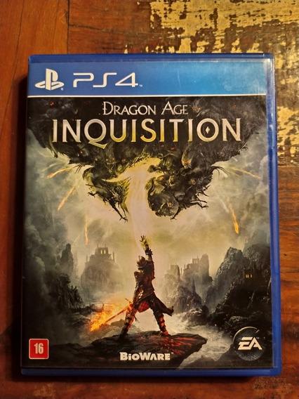 Dragon Age Inquisition Semi Novo