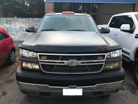 Exclusiva Chevrolet Silverado Z71 4x4 2005 3500 Turbo Diesel