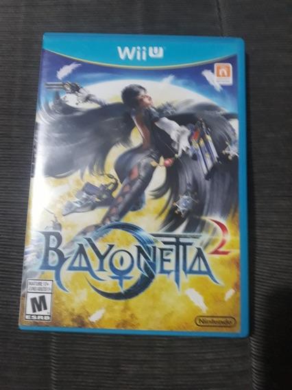 Jogo Bayonetta Wii U Americano