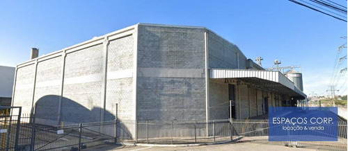 Galpão Comercial Para Alugar, 9.600m² - Alphaville Empresarial - Barueri/sp - Ga0606