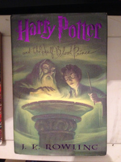 Libro Harry Potter Idioma Ingles