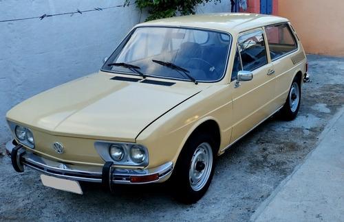 Volkswagen Brasília 1600l