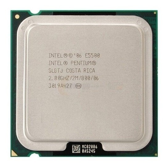 Processador Intel Pentium E5500 775