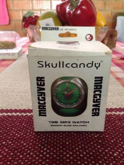 Skullcandy Macgyver 1gb Mp3 Reloj