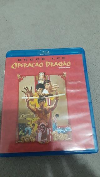 Blu Ray Operação Dragão