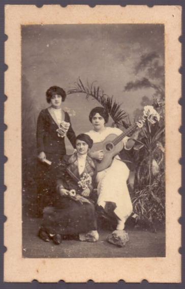 Hees Irmãos - Fotografia Antiga - Petrópolis - 05081923