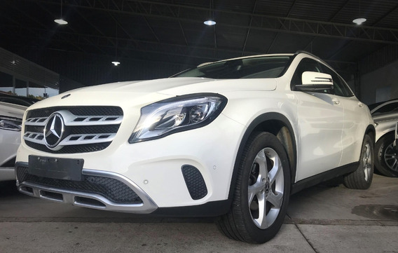 Mercedes Benz Gla 200 Cgi Advance 1.6. Branco 2017/18