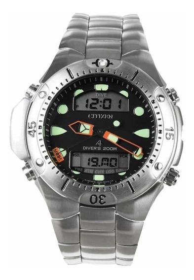 Relógio Citizen Aqualand Jp1060-52e Promaster Novo