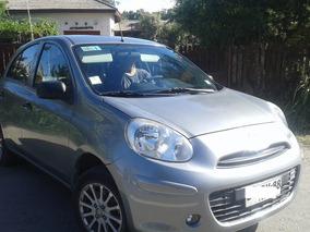 Nissan March 2012, Funcionando Impecable, Se Liquida