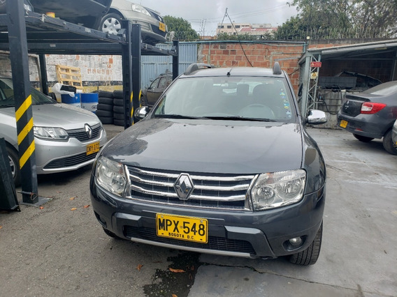 Renault Duster Automatica Full Equipo 2013