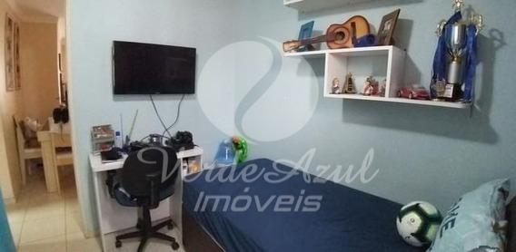 Apartamento À Venda Em Parque Villa Flores - Ap006925