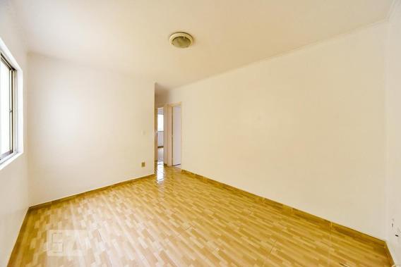 Apartamento No 2º Andar Com 2 Dormitórios E 1 Garagem - Id: 892967875 - 267875