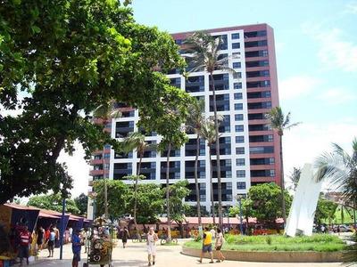 Flat Residencial À Venda, Mucuripe, Fortaleza. - Fl0007