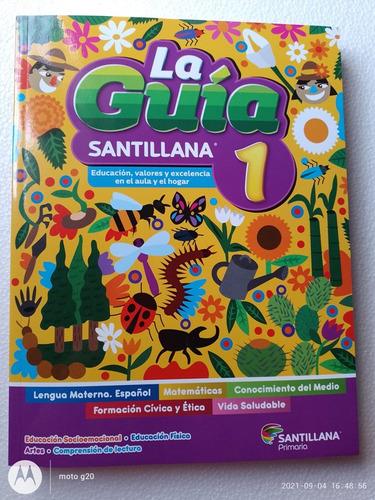 Imagen 1 de 5 de Paquete Guia Santillana 1º (ciclo 2021-2022)