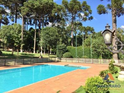 Chácara Para Venda Em Ponta Grossa, Uvaranas, 2 Dormitórios, 1 Suíte, 2 Banheiros - Ch0027-tavb
