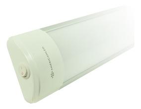 Luminaria Led 9w 32cm Para Armario Cozinha 4000k Completa