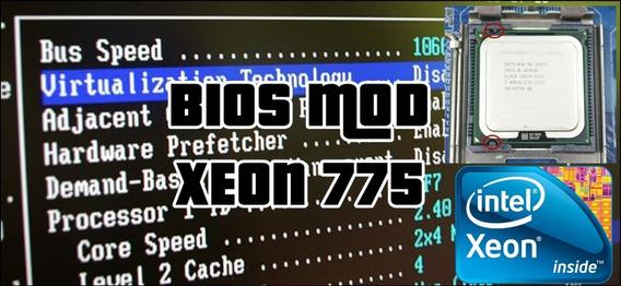 Atualização Update Bios Com Microcode Xeon Lga771/775 Patch