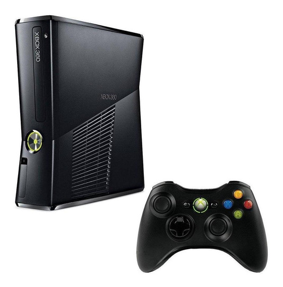 Microsoft Xbox 360 Slim 250GB Standard matte black