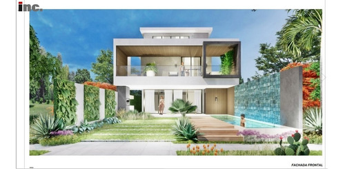 Imagem 1 de 6 de Casa Contemporânea À Construir - Vivendas Do Sol - 3 Suítes + Loft. - Viv.sol-q - 69408022