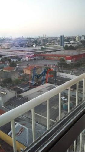 Imagem 1 de 5 de Ref 11.397 Excelente Apartamento Bairro Vila Antonieta, Com 2 Dorms, 1 Vaga, 51 M² Lazer, Bem Enfrente  Ao Mercado. Estuda Permutas. - 11397