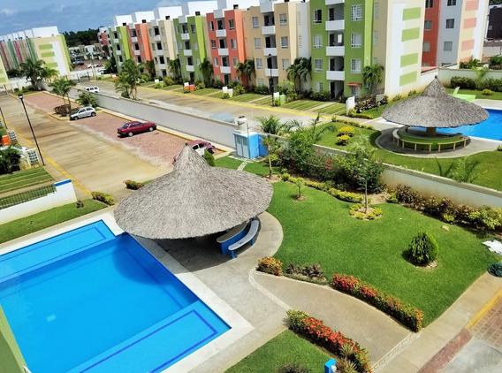 Depa Planta Baja En Acapulco, A 12 Min De Playas Principales