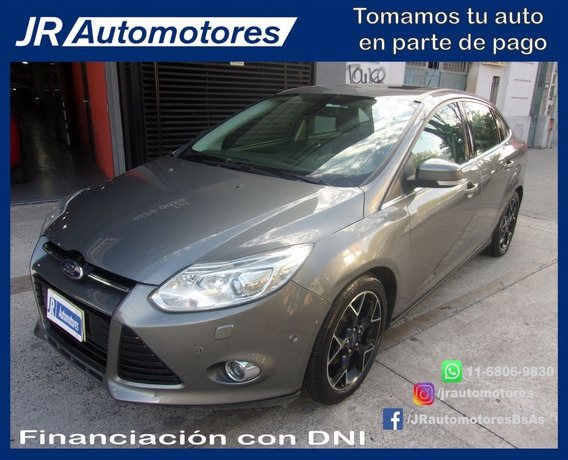 Ford Focus Titanium 4puertas At Full 2.0 Jr Automotores