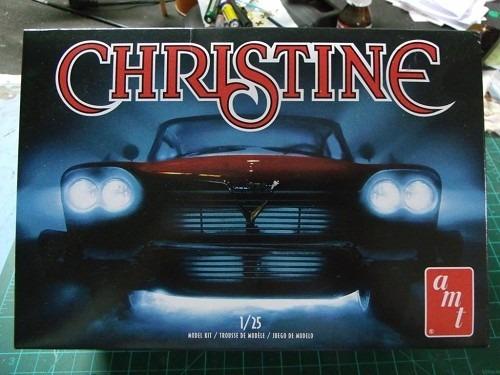 Carro Christine O Carro Assassino - Plymouth Belvedere 1958