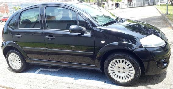 Citroën C3 1.4 8v Exclusive Flex 5p 2011