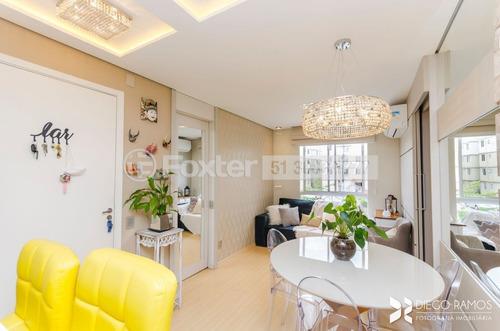Imagem 1 de 30 de Apartamento, 3 Dormitórios, 50 M², Mário Quintana - 203348