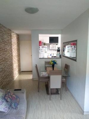 Apartamento Com 2 Dormitórios À Venda, 45 M² - Jardim Presidente Dutra - Guarulhos/sp - Ap6093