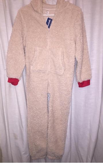 Pijama Polar Enterizo Animalito