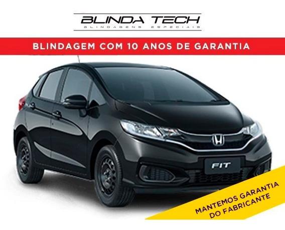 Honda Fit 1.5 Personal 16v Flex 4p Automático