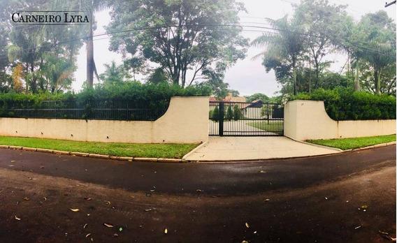 Casa Com 3 Dormitórios Para Alugar Por R$ 2.800/mês - Jardim Alvorada - Jaú/sp - Ca0368
