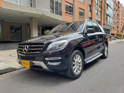 Mercedes-benz Ml 350 4 Matic At 3500 Cc 2014