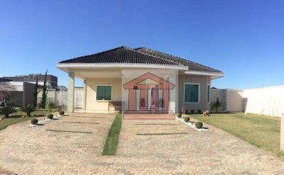 Casa Terrea 4 Dormitórios - Condominio Mirante Do Vale - Jacareí/sp. Estuda Apto Jd Aquarius Ate R$ 500 Mil - Ca0486