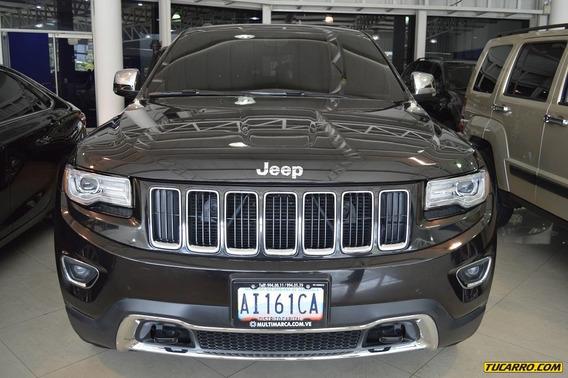 Jeep Grand Cherokee 4g