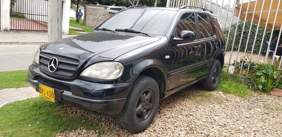 Mercedes-benz Clase Ml 320 320 Lm 1999