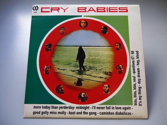 Cry Babies Lp 1969 Soul Funk Ed. Limit Rosana Fiengo Oberdan