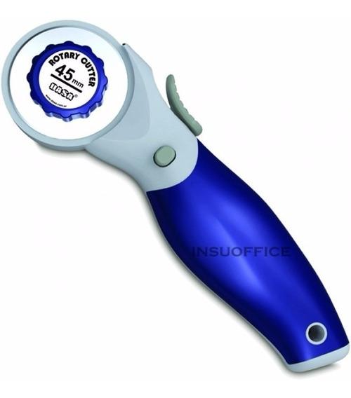 Cutter Circular Rotativo 45 Mm Cortante Corte Guillotina