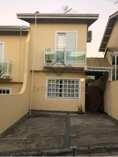 Sobrado Residencial No Condomínio Jardim Europa De 77 M², 2 Dorms, Vila Caputera Mogi Das Cruzes- Sp R$ 365.000,00 - So00046 - 69202155
