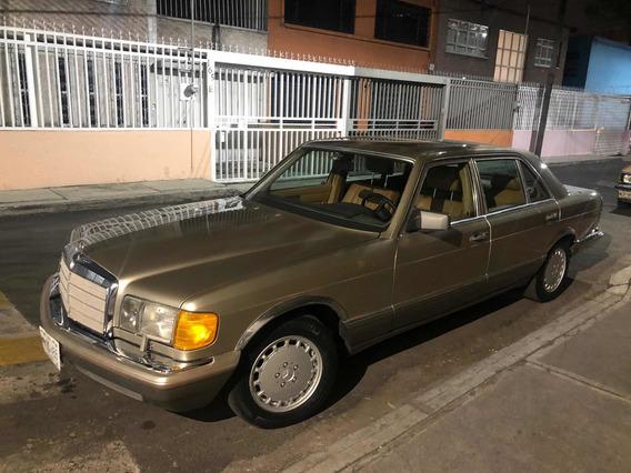 Mercedes-benz Sel 420