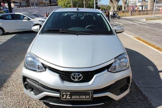 Toyota Etios Xs 1.5 16v Automático - Sem Entrada 60x