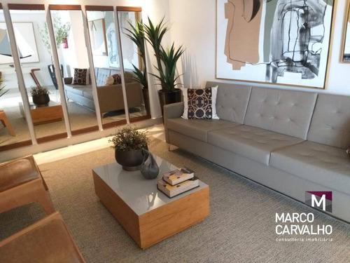 Apartamento Com 3 Dormitórios À Venda, 86 M² Por R$ 580.000,00 - Cascata - Marília/sp - Ap0308
