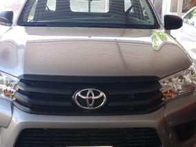 Toyota Hilux 2.7 Cabina Sencilla Mt 2016