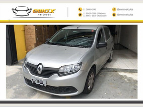 Renault Sandero 1.0 16v Authentique Plus Hi-flex 5p