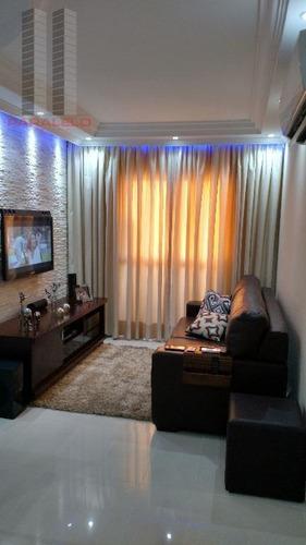 Apartamento Residencial À Venda, Mooca, São Paulo. - Ap2165