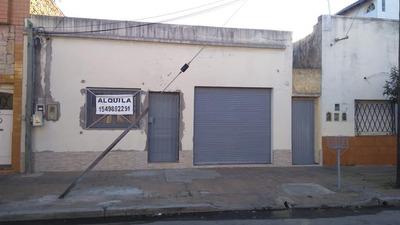 Casa Con Local Vivienda Mas Taller Y/o Deposito